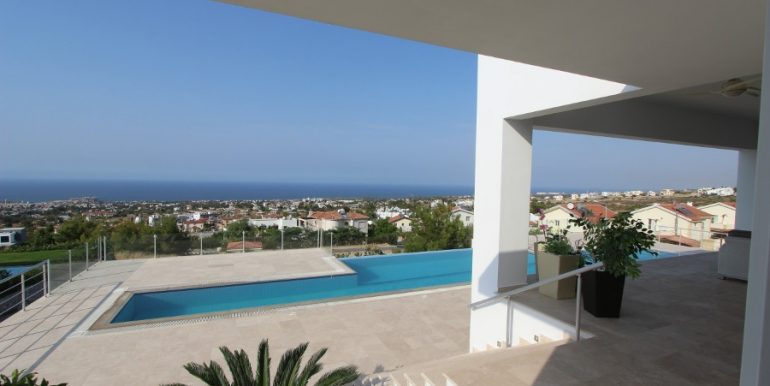 Catalkoy Heights Luxury Ultra-Modern Villa 6 Bed EX3 - North Cyprus Properties