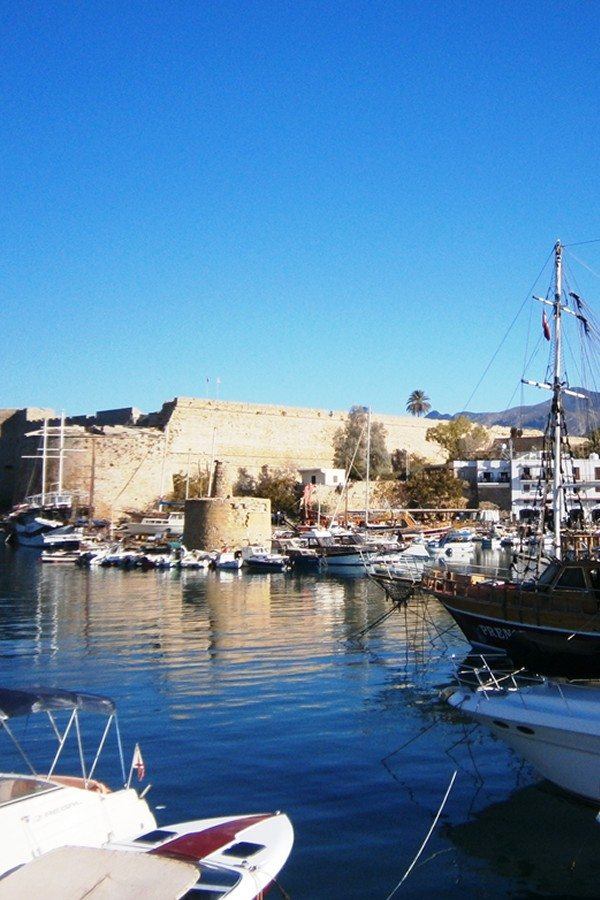 Kyrenia (Girne) Harbour - Northern Cyprus