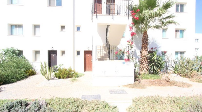 Bahceli Bay Garden Apartment 2 Bed EX19 - North Cyprus Properties