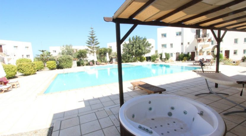 Bahceli Bay Garden Apartment 2 Bed EX24 - North Cyprus Properties