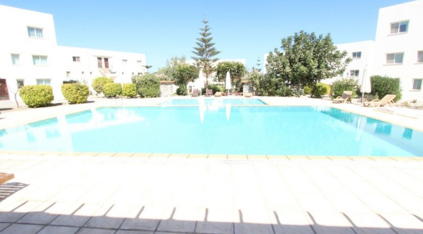 Bahceli Bay Garden Apartment 2 Bed EX26 - North Cyprus Properties