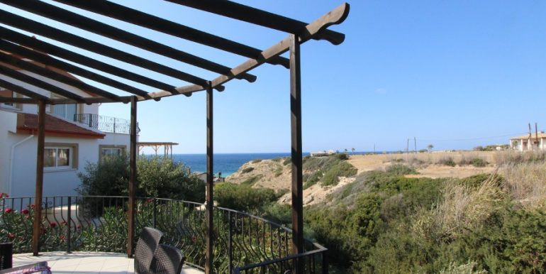 Bahceli Beachfront Seaview Villa EX3 - North Cyprus Properties