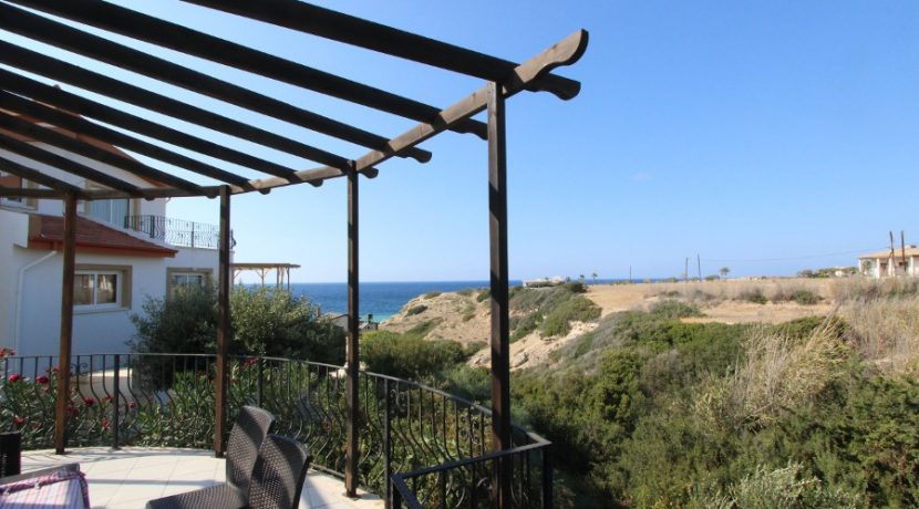 Bahceli Beachfront Seaview Villa EX3 - North Cyprus Properties