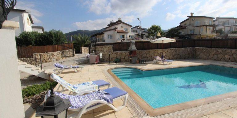 Bahceli Beachfront Seaview Villa EX42 - North Cyprus Properties