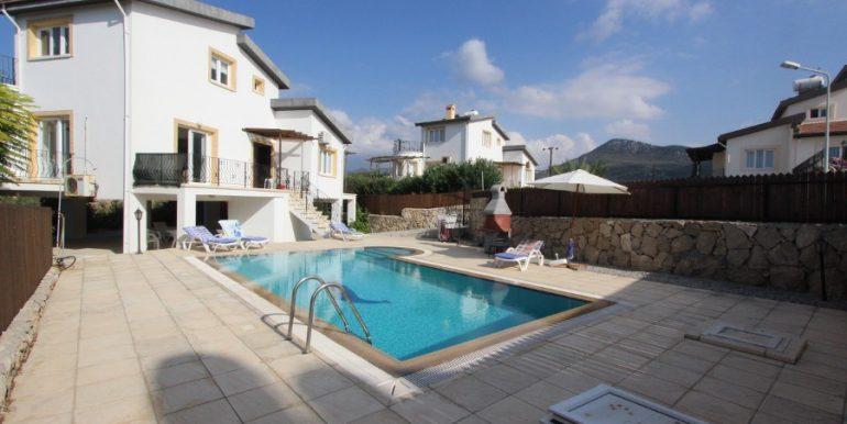 Bahceli Beachfront Seaview Villa EX43 - North Cyprus Properties