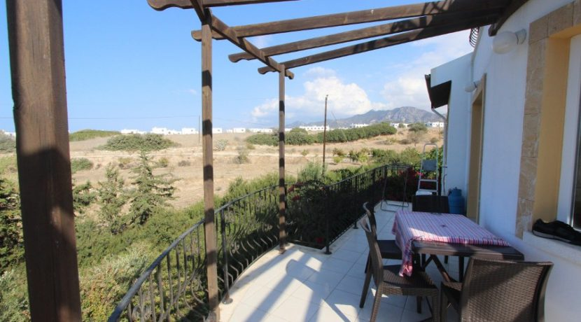 Bahceli Beachfront Seaview Villa EX5 - North Cyprus Properties