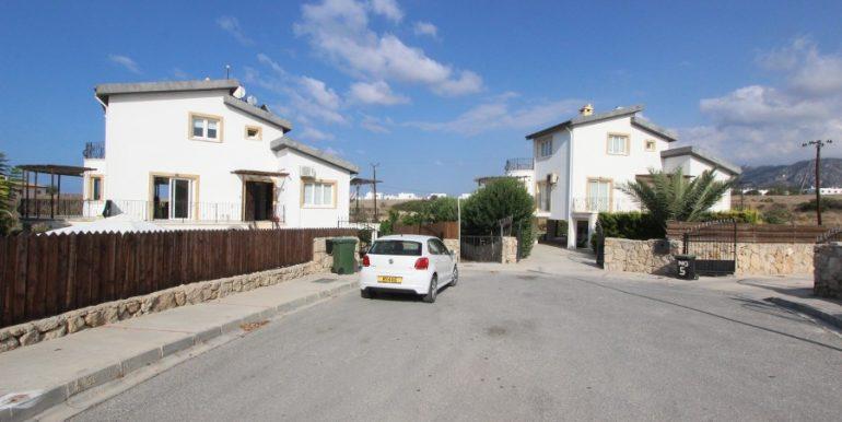 Bahceli Beachfront Seaview Villa EX53 - North Cyprus Properties