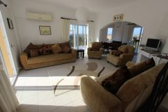 Bahceli Beachfront Seaview Villa IN17 - North Cyprus Properties