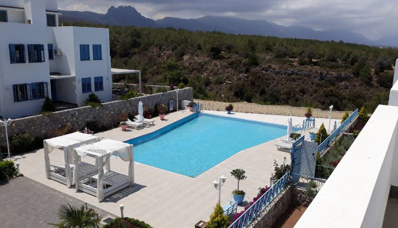Fairway View Semi Detached Villa - North Cyprus Properties 2