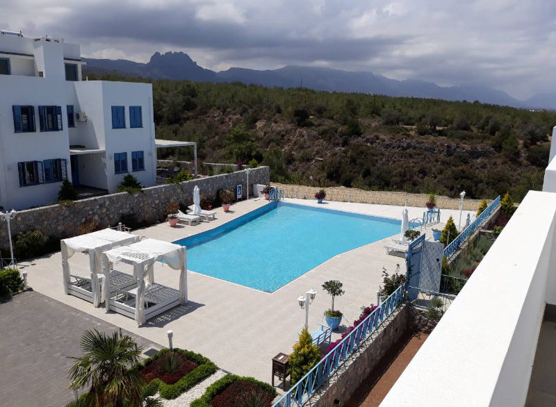 Fairway View Semi Detached Villa - North Cyprus Properties 2