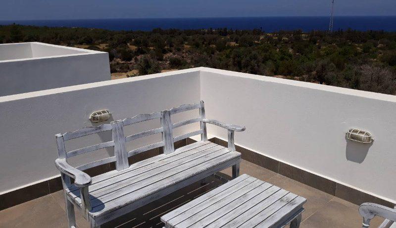 Fairway View Semi Detached Villa - North Cyprus Properties 3