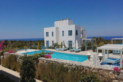 Fairway View Semi Detached Villa - North Cyprus Properties X1