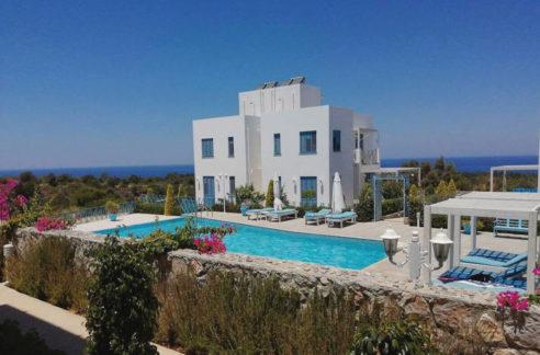 Fairway View Semi Detached Villa - North Cyprus Properties X1