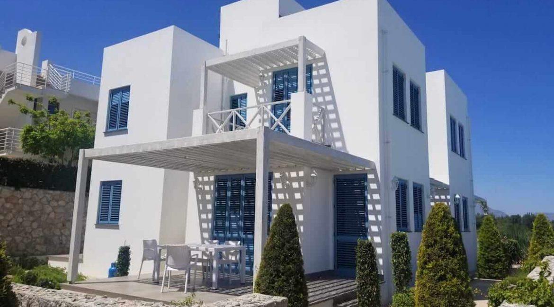 Fairway View Semi Detached Villa - North Cyprus Properties Z10