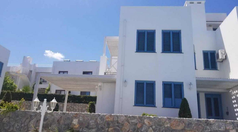 Fairway View Semi Detached Villa - North Cyprus Properties Z11
