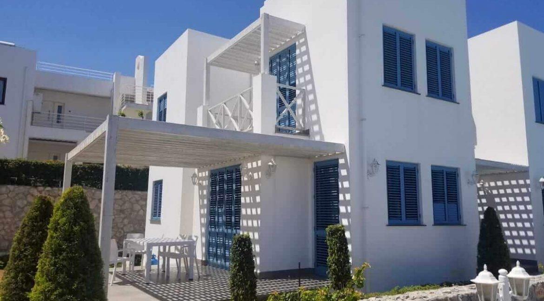 Fairway View Semi Detached Villa - North Cyprus Properties Z12