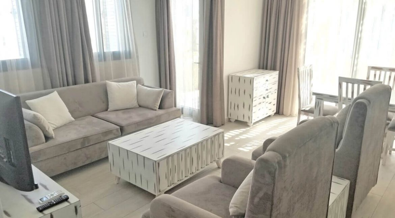 Fairway View Semi Detached Villa - North Cyprus Properties Z2