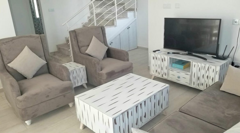 Fairway View Semi Detached Villa - North Cyprus Properties Z4