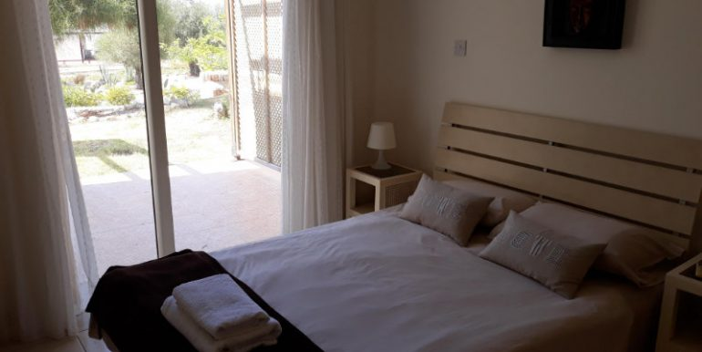 Turtle Beach & Golf Seaview Garden Apt 2 Bed - North Cyprus Properties A 7