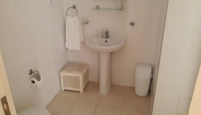 Turtle Beach & Golf Seaview Garden Apt 2 Bed - North Cyprus Properties A 9