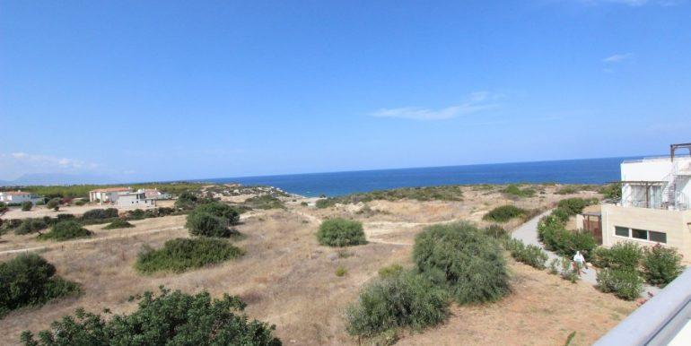 Turtle Beach & Golf Seaview Penthouse Apt 2 Bed EX16 - North Cyprus Properties