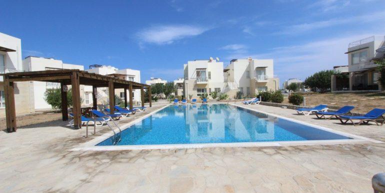 Turtle Beach & Golf Seaview Penthouse Apt 2 Bed EX29 - North Cyprus Properties