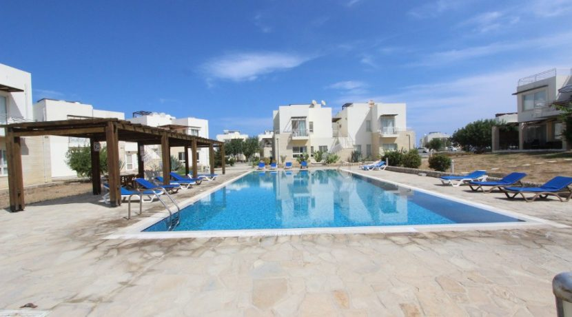 Turtle Beach & Golf Seaview Penthouse Apt 2 Bed EX29 - North Cyprus Properties
