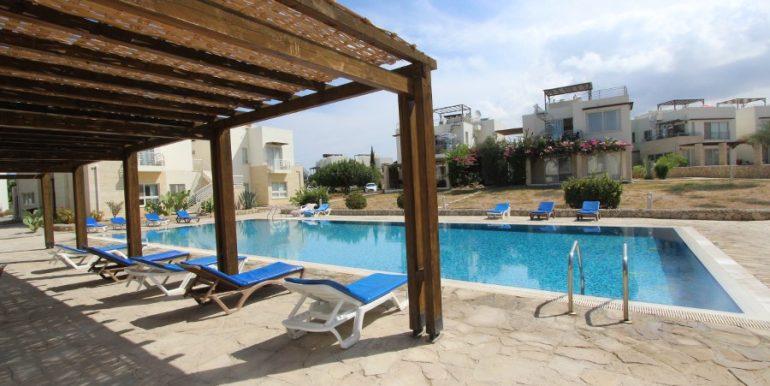 Turtle Beach & Golf Seaview Penthouse Apt 2 Bed EX31 - North Cyprus Properties