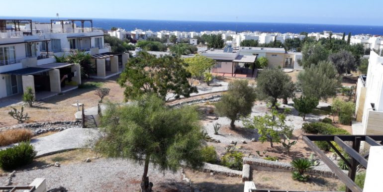 Turtle Beach & Golf Seaview Penthouse Apt 2 Bed - North Cyprus Properties A 4
