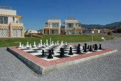 Turtle Beach Seaview Garden Apt 2 Bed EA25 - North Cyprus Properties