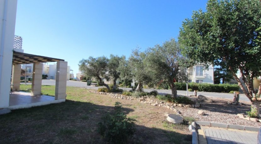 Turtle Beach Seaview Garden Apt 2 Bed EX13 - North Cyprus Properties