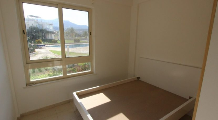 Turtle Beach Seaview Garden Apt 2 Bed INS1 - North Cyprus Properties