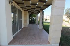 Turtle Beach Seaview Garden Apt 2 Bed INS20 - North Cyprus Properties