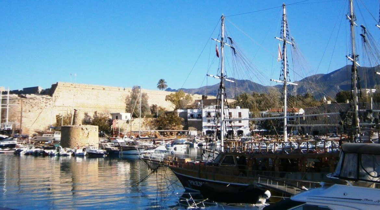 Kyrenia Castle Slide Picture - North Cyprus International