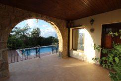 Cyprus Pine Seaview villa 3 Bed EX5 - North Cyprus Properties