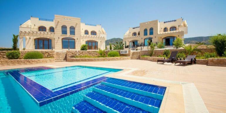 Bahceli Seaview Townhouses EX - North Cyprus Properties 5