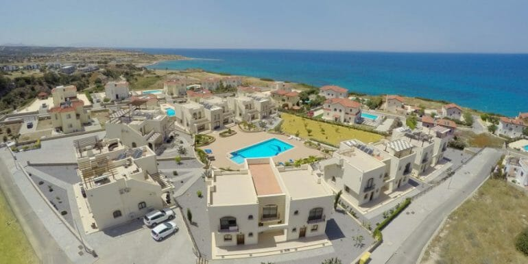 Bahceli Seaview Townhouses EX - North Cyprus Properties 8