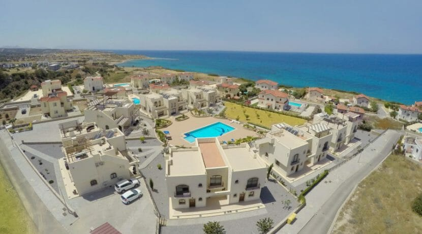 Bahceli Seaview Townhouses EX - North Cyprus Properties 8