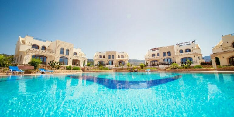 Bahceli Seaview Townhouses EX - North Cyprus Properties 9