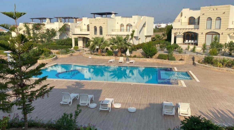 Bahceli Semi Detached Seaview Villa 2 Bed - North Cyprus Property 10