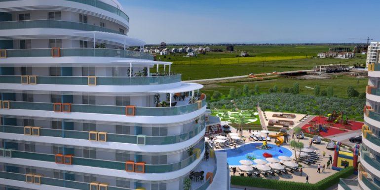 Long Beach Apartments 10- North Cyprus Properties