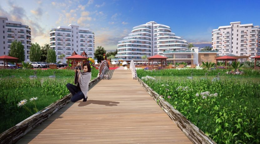 Long Beach Apartments 20- North Cyprus Properties