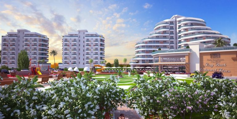 Long Beach Apartments 25- North Cyprus Properties