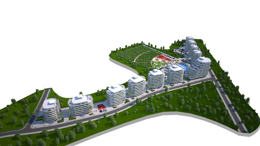 Long Beach Cyprus Property