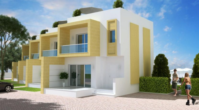 Karpaz Seaview Town Houses - North Cyprus Property 6