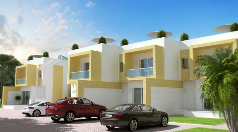 Karpaz Seaview Town Houses - North Cyprus Property 7