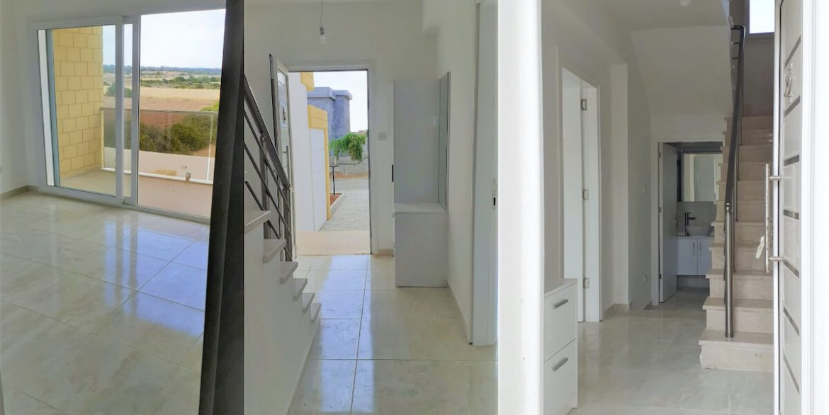 Karpaz Seaview Town Houses - North Cyprus Property Z1