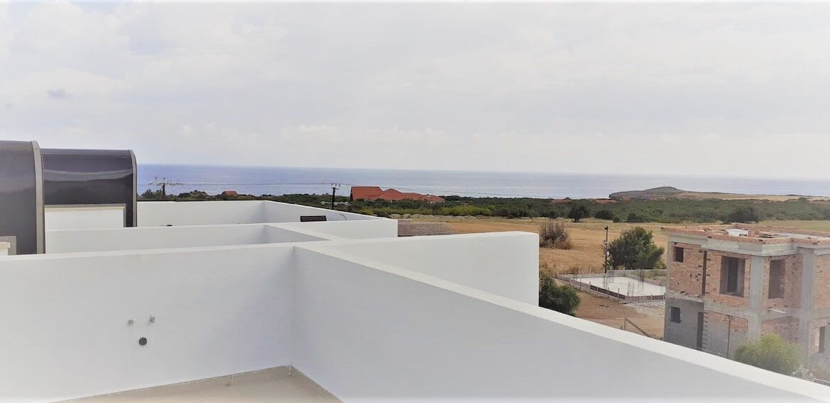 Karpaz Seaview Town Houses - North Cyprus Property Z3