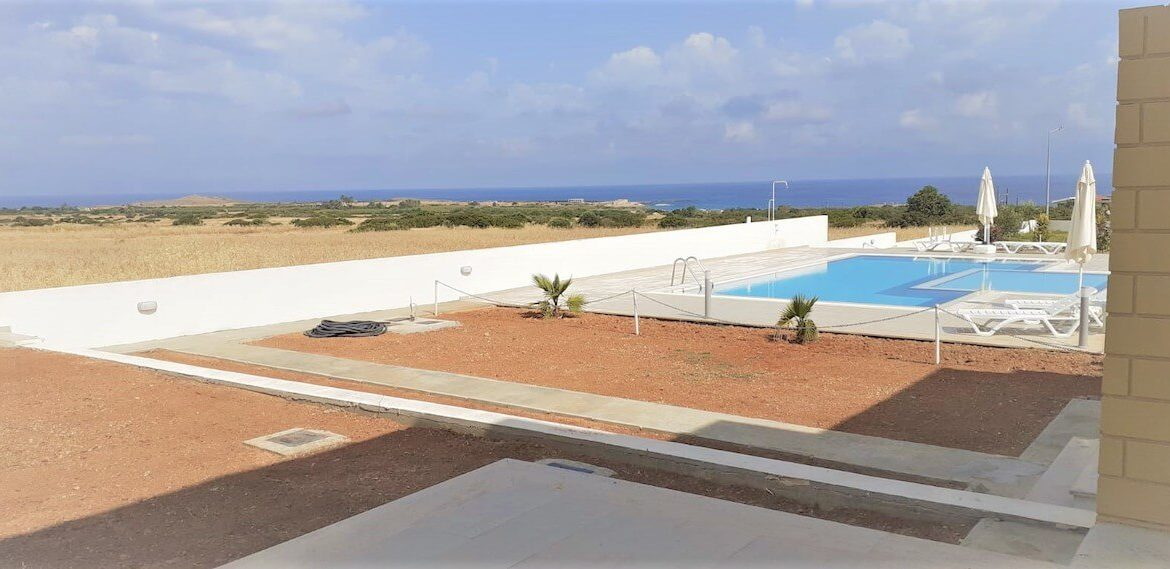 Karpaz Seaview Town Houses - North Cyprus Property Z8