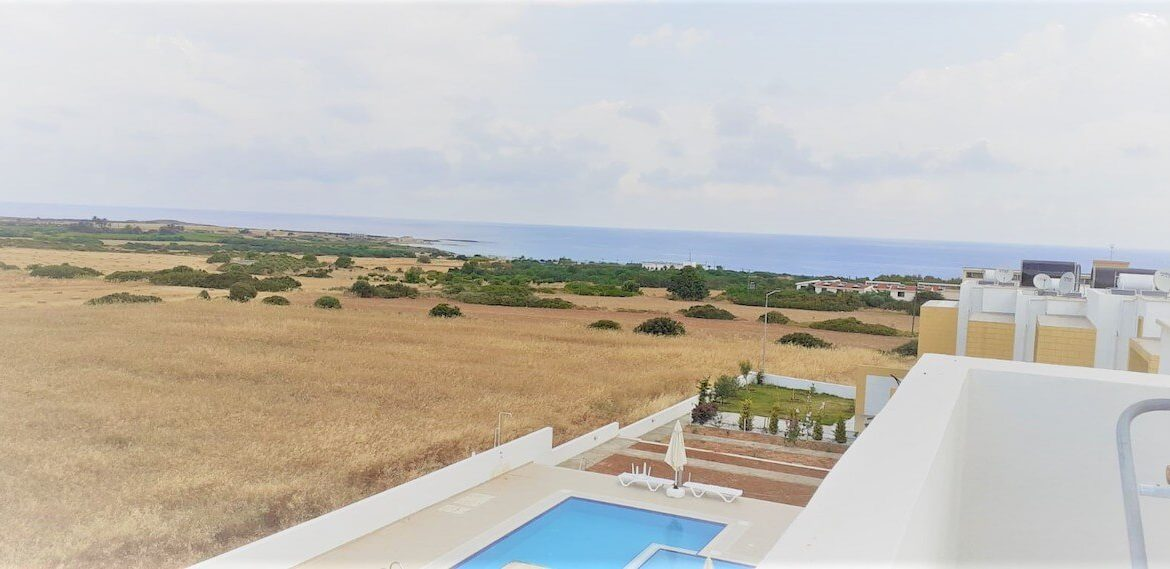 Karpaz Seaview Town Houses - North Cyprus Property Z9